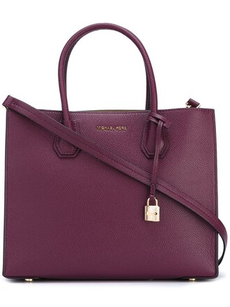 women purple pink bag