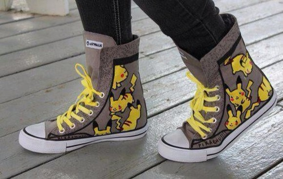 pokemon shoes