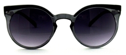 Lena Round Cat Eye Sunglasses