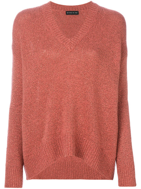 ETRO jumper women purple pink sweater