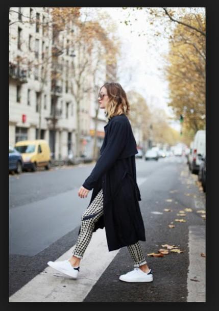 jeans, autumn/winter, pied de poul