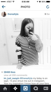 wolftyla,sweater,stripes,striped sweater,little mix,perrie edwards