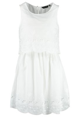 New Look Blusenkleid - white - Zalando.de