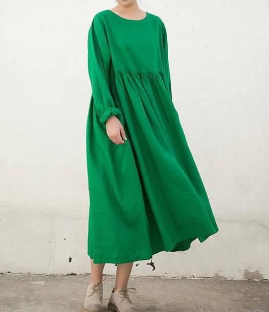 dress long dress