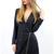 Blazer Dress - BLACK