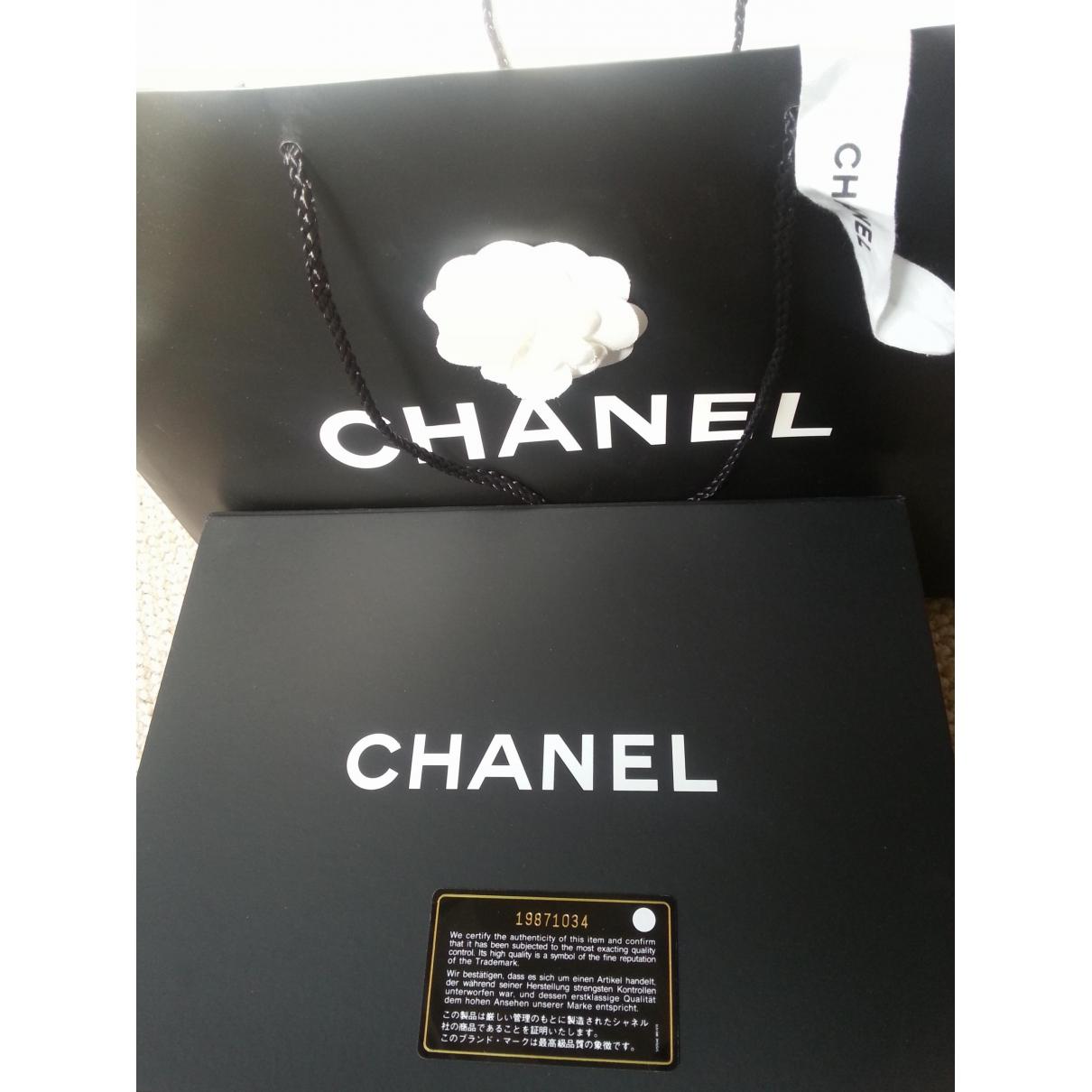 Boy bag CHANEL Black