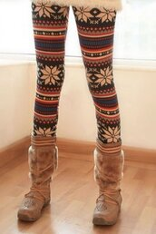 pants,leggings,christmas leggings