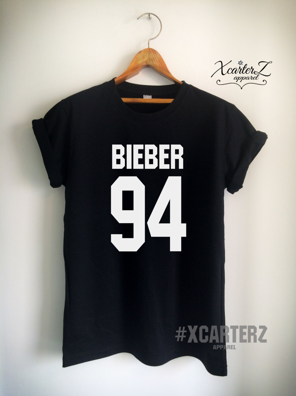 Bieber 94 Shirt May 2017