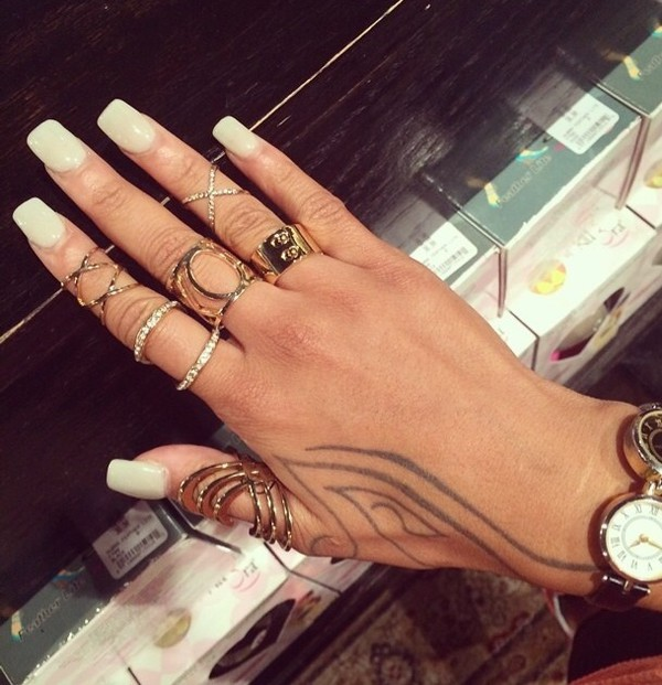 jewels rings and tings