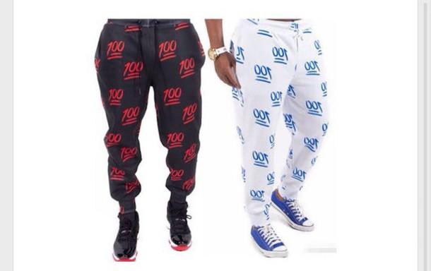 pants jeans joggers