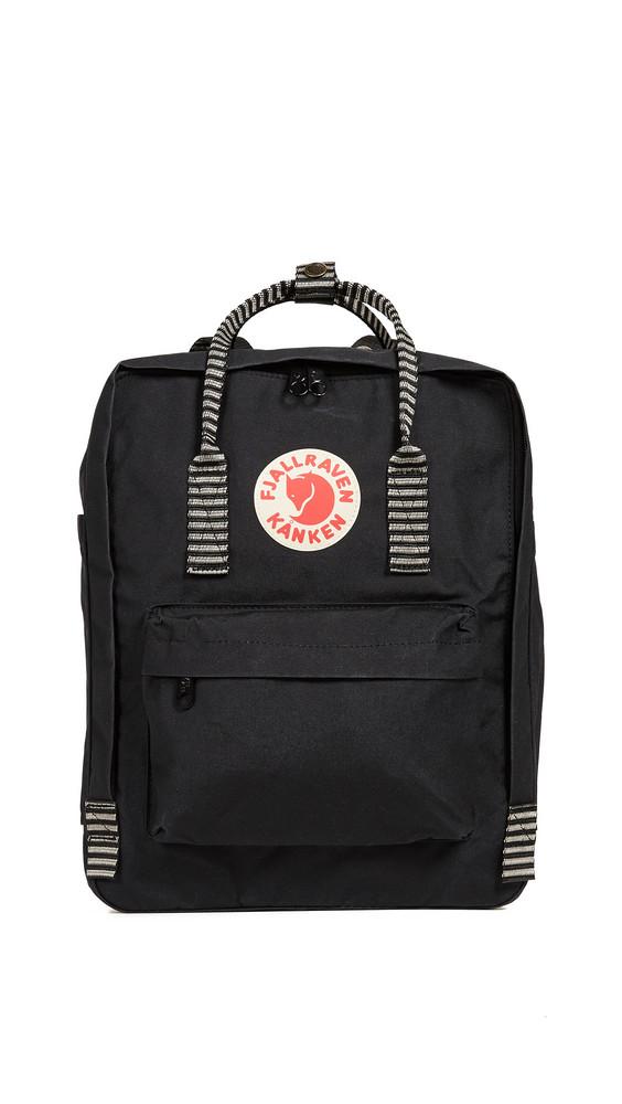 Fjallraven Kanken Backpack in black