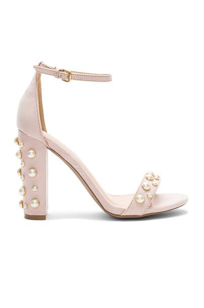 by the way. heel beige shoes