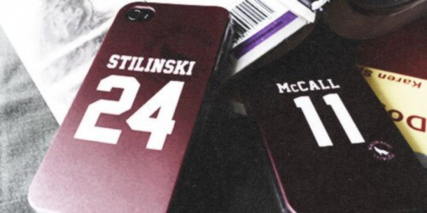 phone cover teen wolf stiles stilinski mccall iphone case burgundy