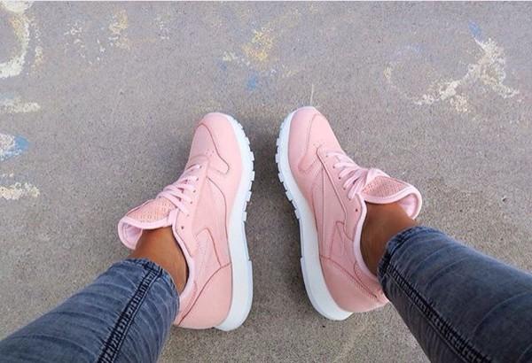 a8d1755b997 Reebok Classic GL 6000 S - Sneaker - rose cloud white - Zalando.de