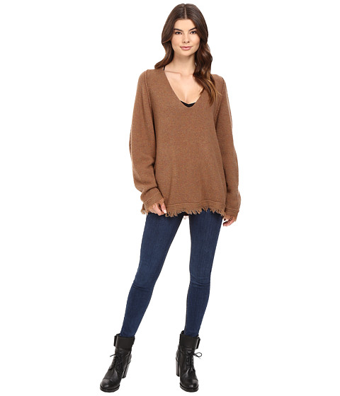 Free People Irresistable V Sweater