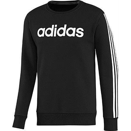 Adidas essentials lineage crew sweatshirt