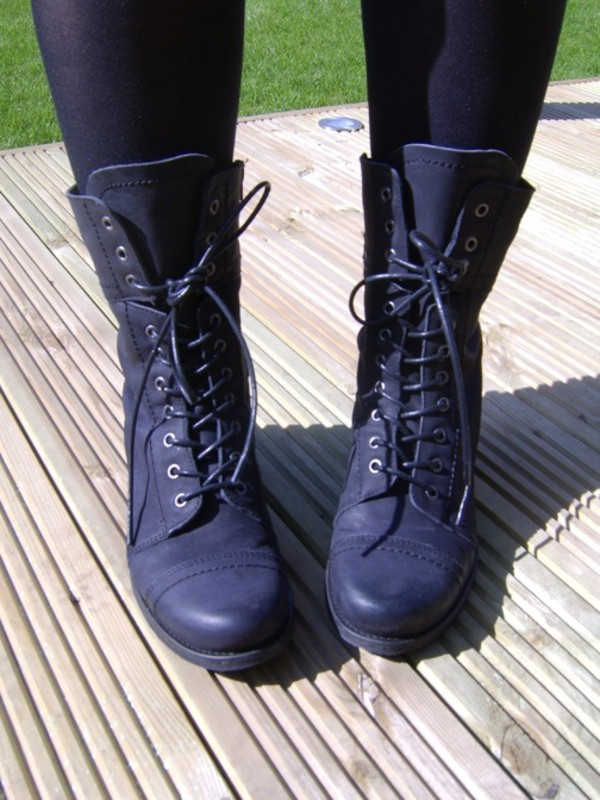 shoes boots combat boots combat boots lace up boots