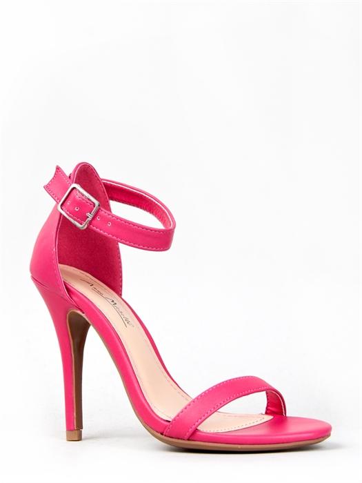 Pink Sandals Heels