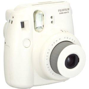 com : Fujifilm Instax Mini 8 Instant Film Camera (White ...