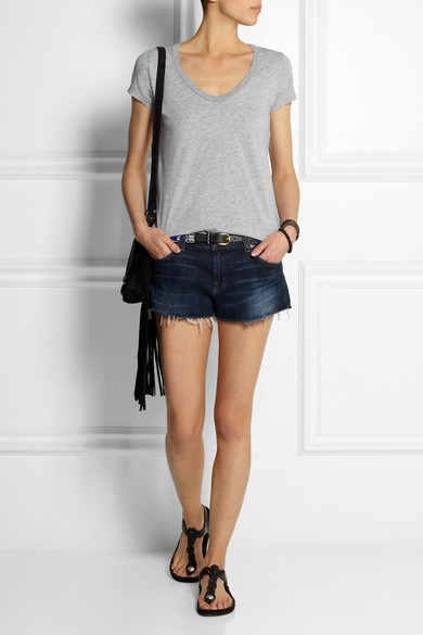 Splendid | Cotton and modal-blend jersey T-shirt | NET-A-PORTER.COM