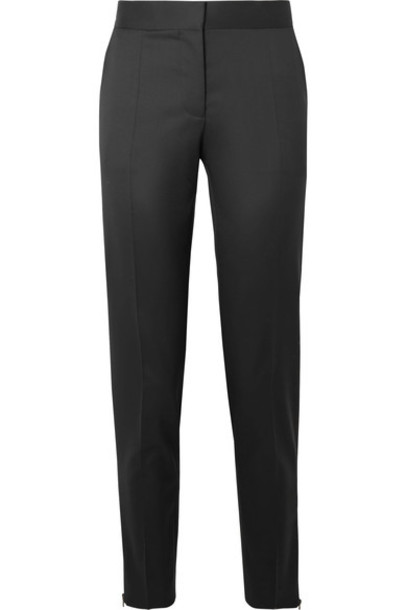 Stella McCartney pants black wool