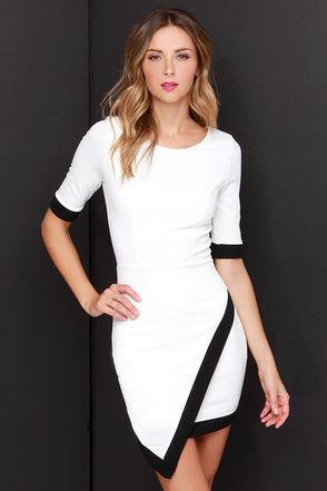 Phrodisiac ivory dress