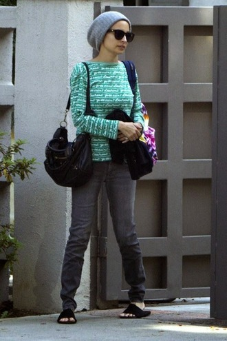 sweater top nicole richie