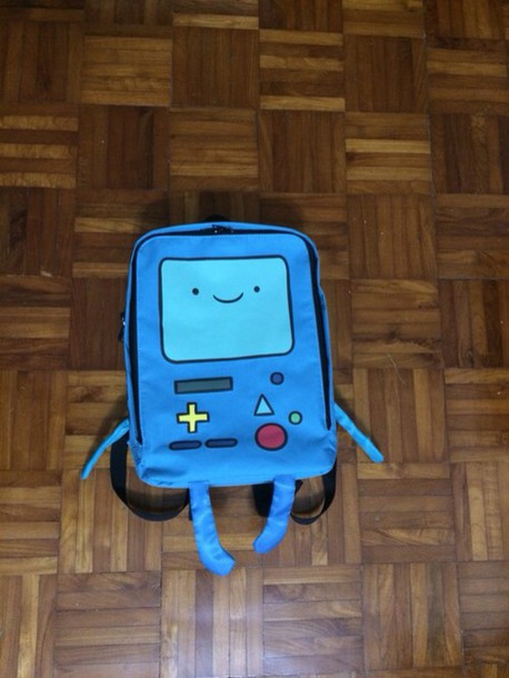 bag cartoon bookbag backpack