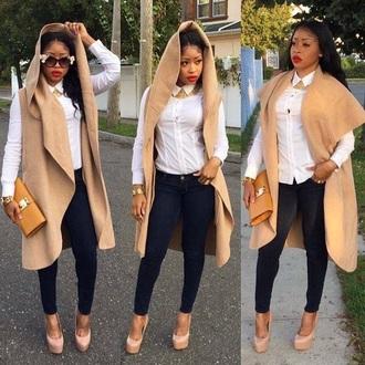 coat vest veste