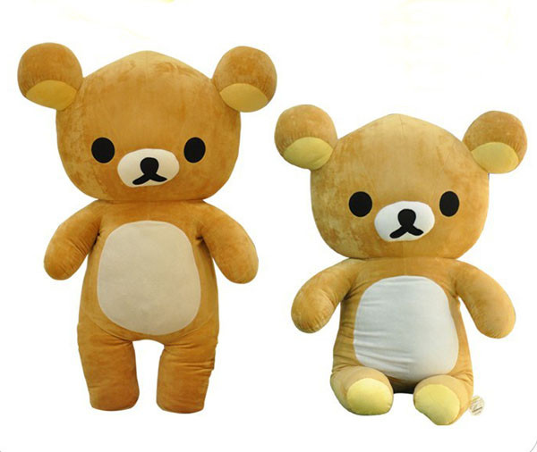 sweater rilakkuma stuffed animals soft toy