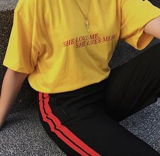t-shirt shirt love vintage cool cute tumblr tumblr style