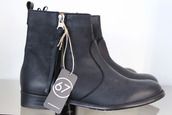 boots,leather,zip,tassel,sixtyseven,shoes,black