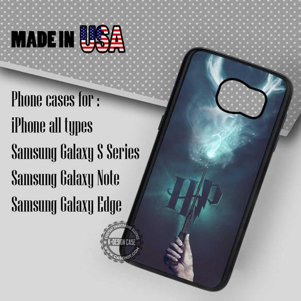 Samsung S7 Case - Patronus Deer Hogwarts- iPhone Case #SamsungS7Case #hp #yn