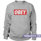 Obey sweatshirt - teenamycs