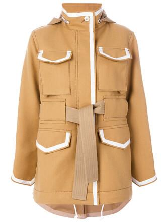 jacket oversized jacket oversized women nude cotton wool