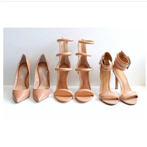 heels nude high heels sandals leather sandals patent shoes shoes nude shoes sandal heels