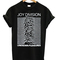 Joy division unknown pleasures t-shirt - stylecotton
