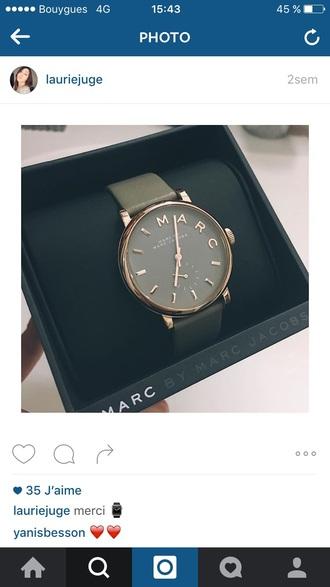 bag marc jacobs watch watch