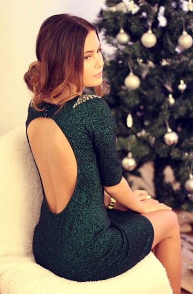 dress new year's eve holiday season