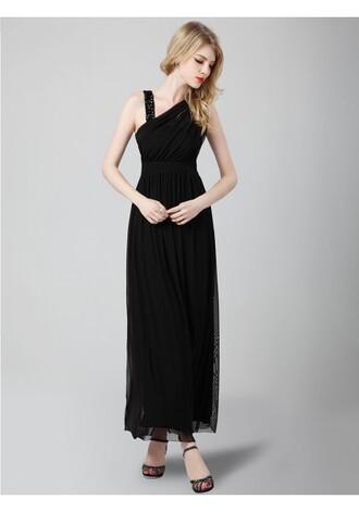 v-neck evening dresses black evening dresses