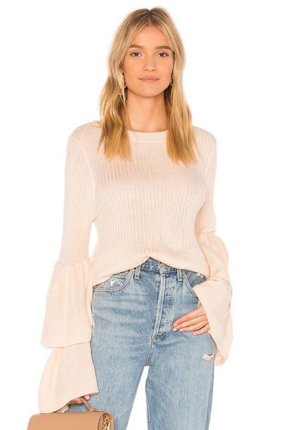 devlin sweater blush