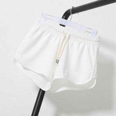 shorts womens cotton black sports shorts womens plus size sweat ...