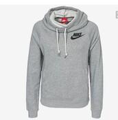 jacket,grey,nike