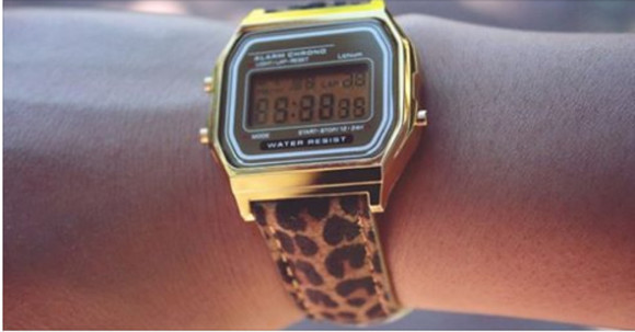 leopard print jewels watch leopard watch