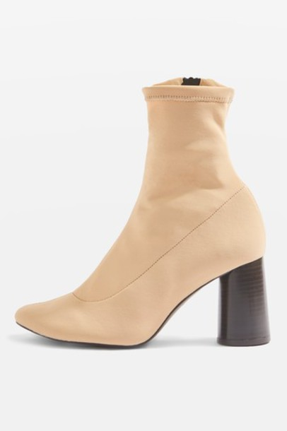 Topshop sock boots shoes