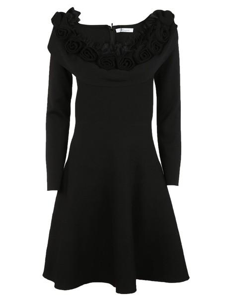 Blumarine dress lace black