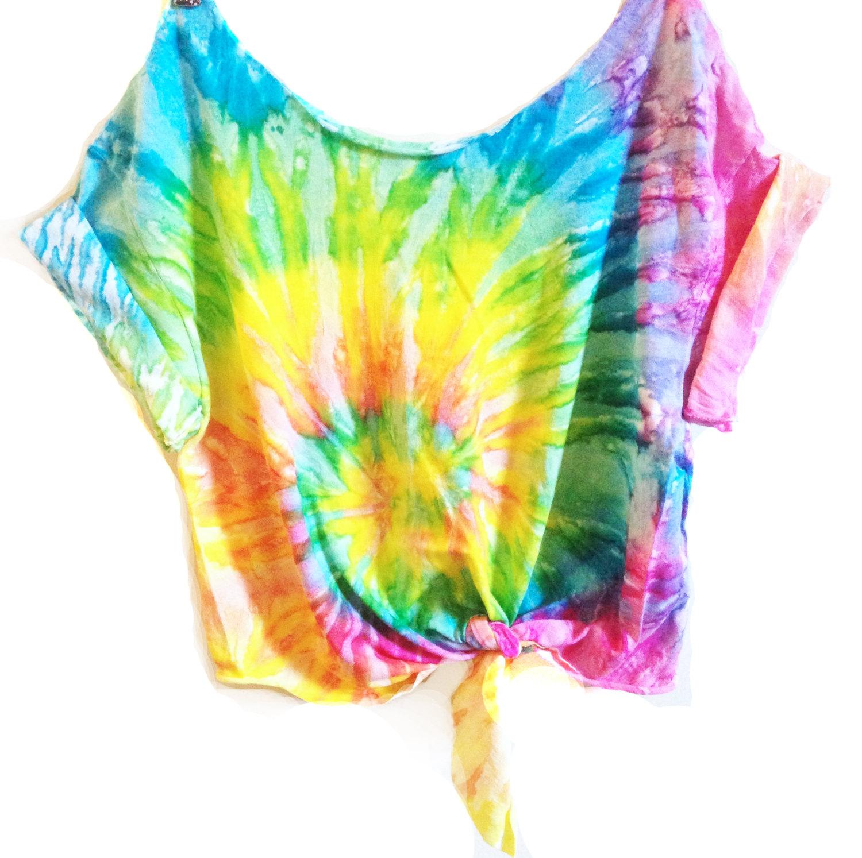 Tie dye fashion shirts How to Tie Dye an Old White Shirt - m