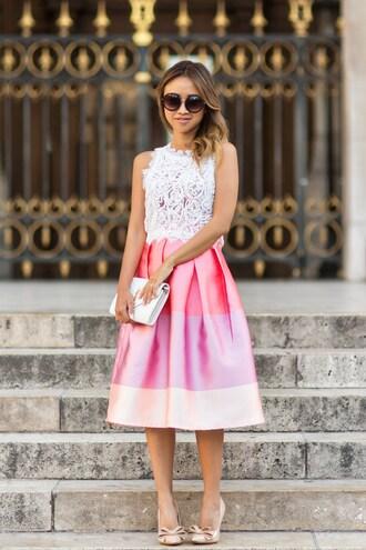 lace and locks blogger bag sunglasses