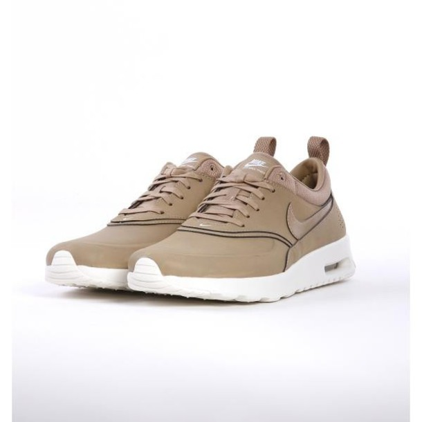 Air Max Thea W chaussures beigeNike