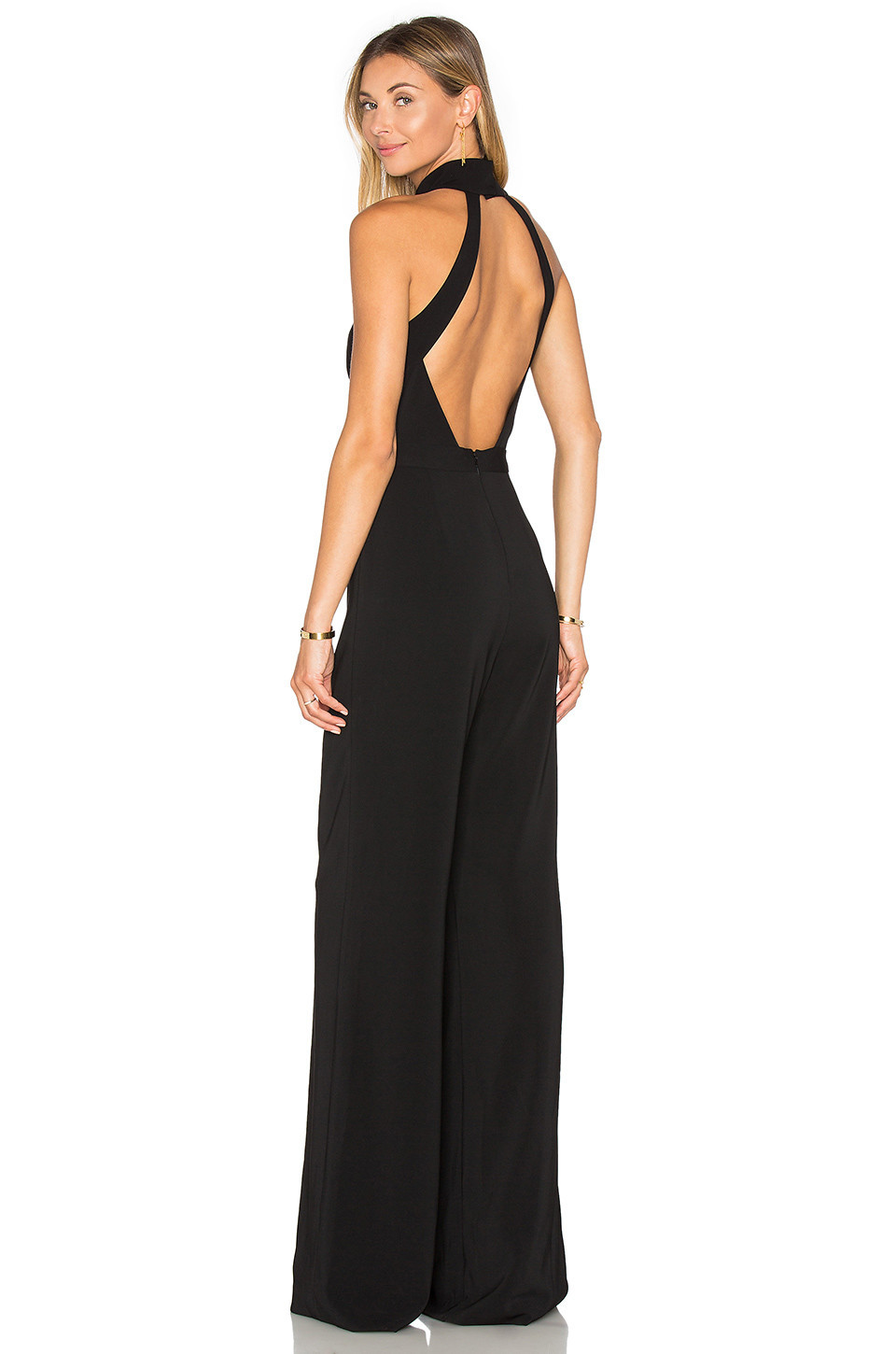 6882b3a3c53 Jay Godfrey Brin Jumpsuit in white - Wheretoget